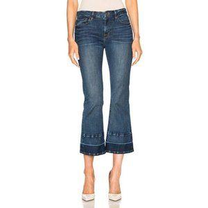 Frame Jeans Le Crop Mini Boot Wide Released Hem